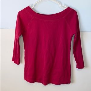 Gap maternity 3/4 sleeves S